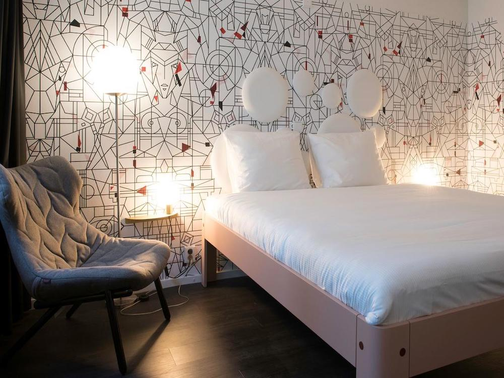 Bijzondere hotels Nederland: Hotel Mabi