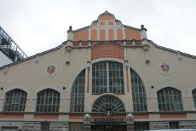 Markthalle in Tampere