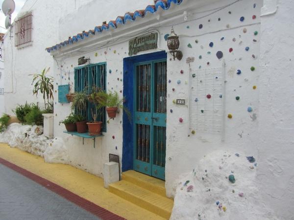 Benalmadena ein Dorf das nicht nur Sonne und Strand bietet