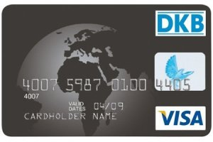 DKB - Geld abheben Simbabwe