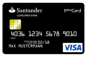Geld abheben Irland - Santander