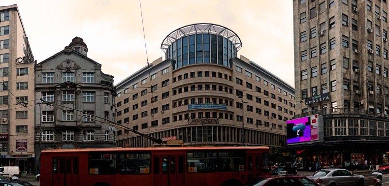 Verschnupft in Belgrad