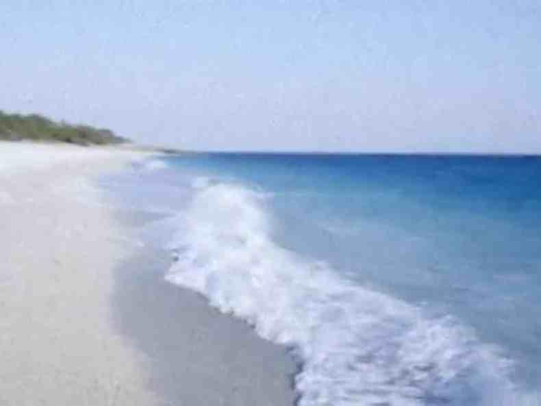 The Albanian Beach