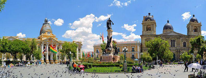 Spanisch Stunden in La Paz