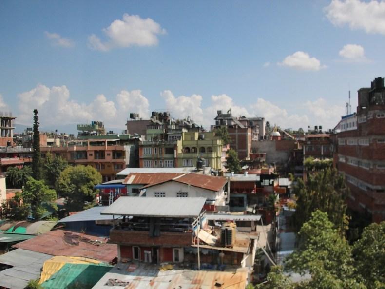 Kathmandu: Metropole des Chaos