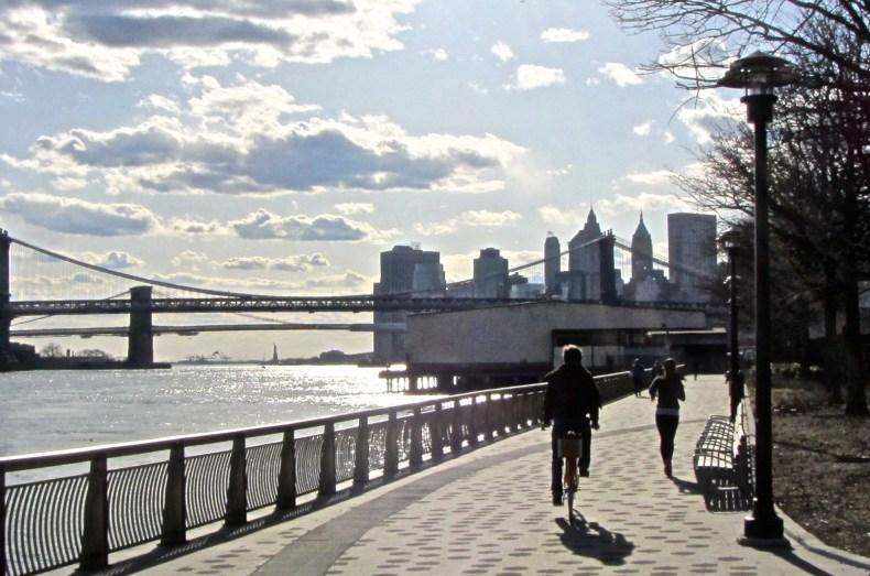 Rund um Manhattan