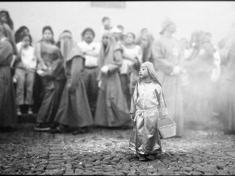Oh Jesús mio: Semana Santa in Antigua