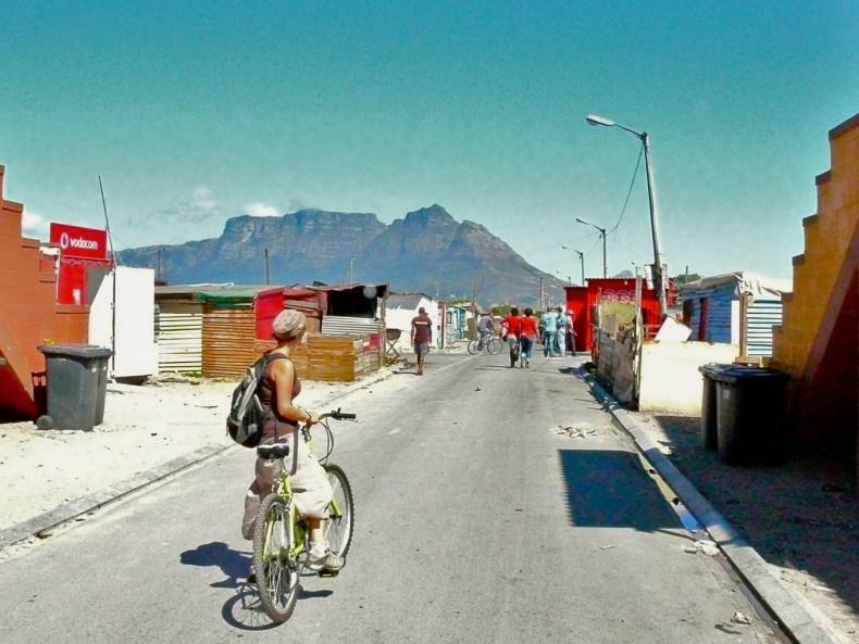Kapstadt ist anderswo