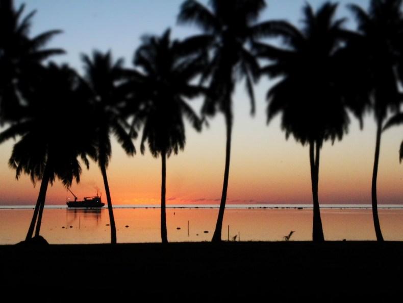 Nacktscanner Cook Islands