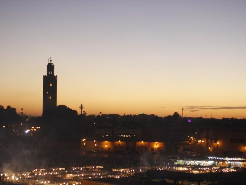 Endlich Marokko! Teil 4: MARRA-CASH!