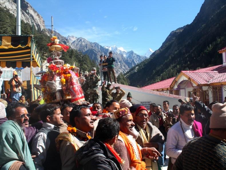 Zur inneren Quelle des Ganges