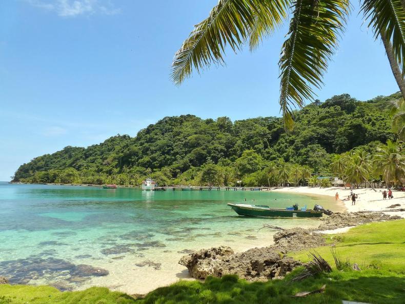 Karibikparadiese zwischen Kolumbien und Panama