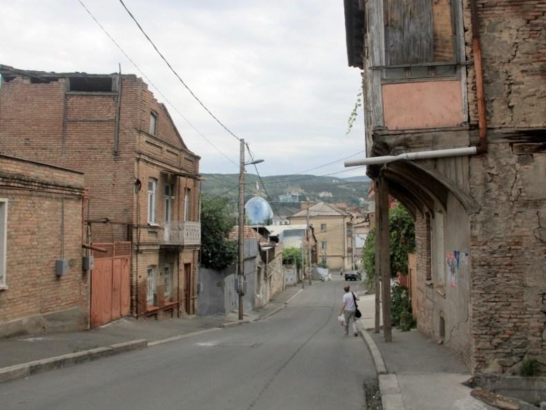 Tiflis und die Ästhetik des Zerfalls