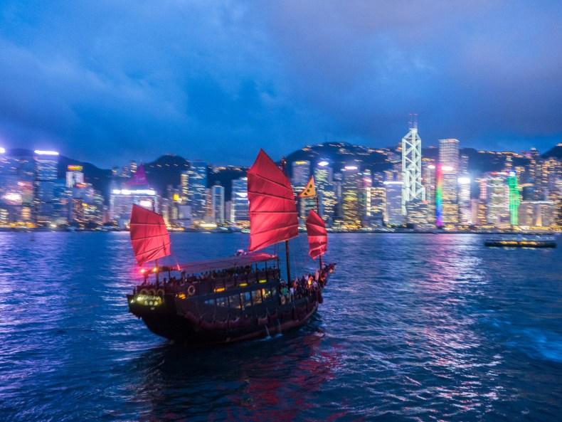 Streifzug durch Hong Kong