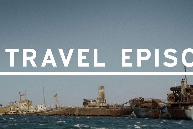 Die weltweit erste Scrollytelling-Plattform für Reiseberichte ist da: THE TRAVEL EPISODES!
