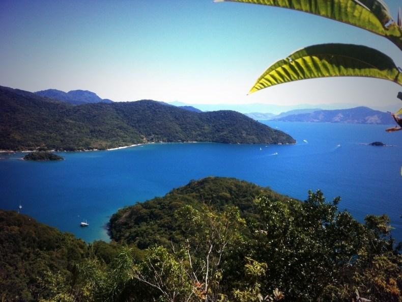 Mit Backpackern und Glampackern auf der Ilha Grande
