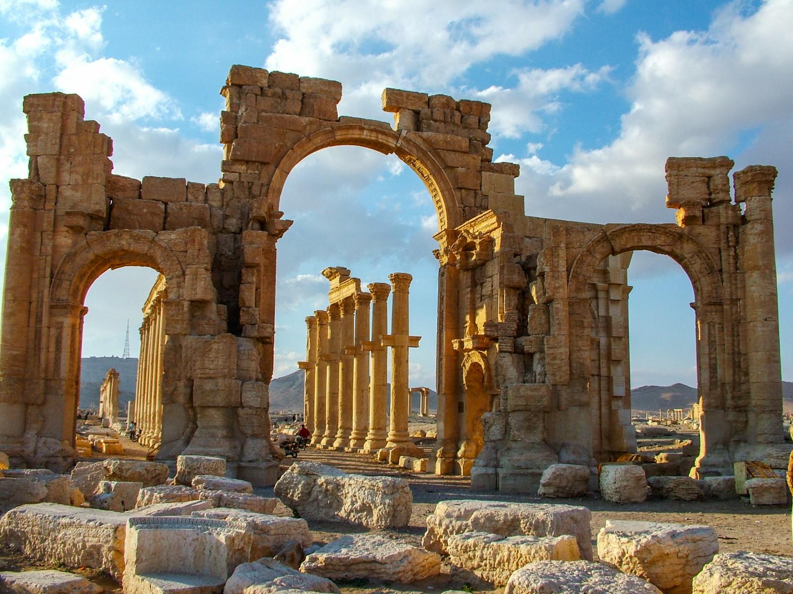 Palmyra, Syrien – so war es vor den Zerstörungen