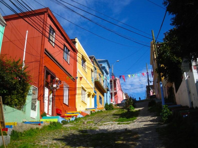 Valparaiso: Entdeckerparadies