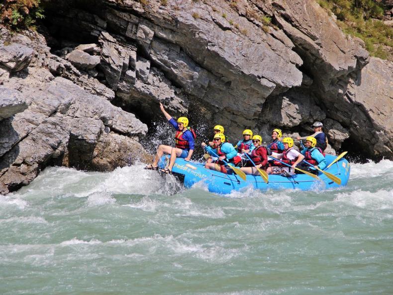 Die Flusspiraten vom Kali Gandaki