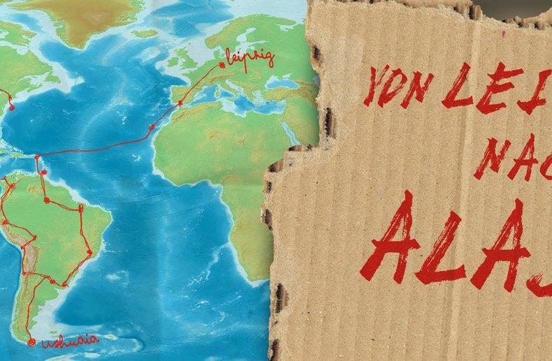 Von Leipzig nach Alaska per Anhalter: This is the End (14)