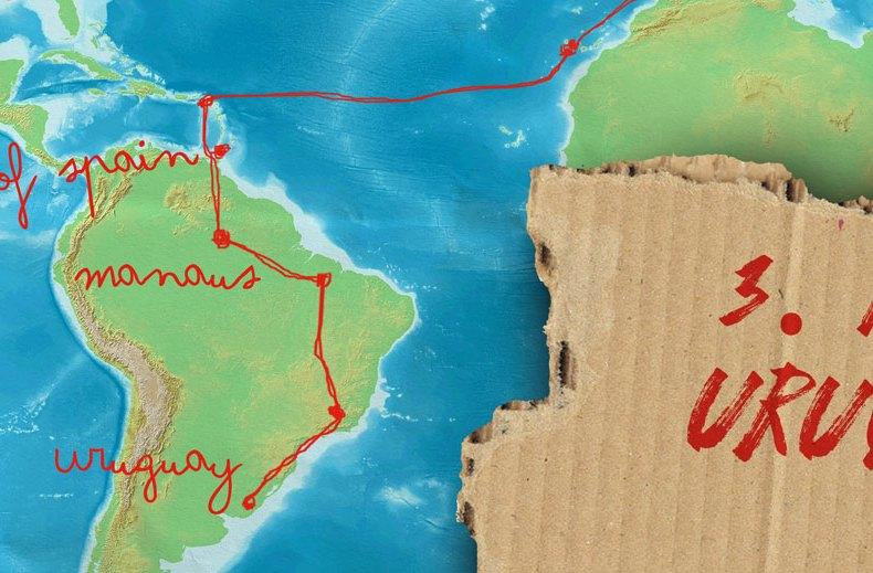 Von Leipzig nach Alaska per Anhalter: Durch den Amazonas (3)