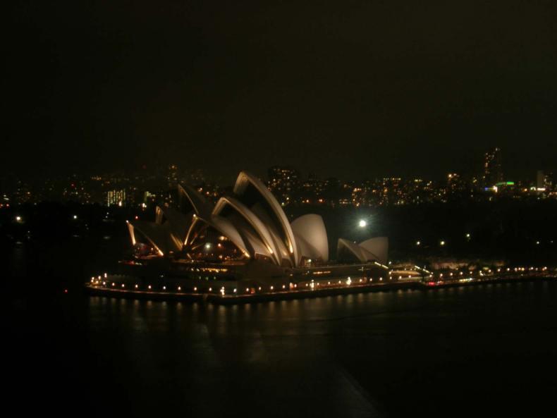Wo die Oper steht – Sydney
