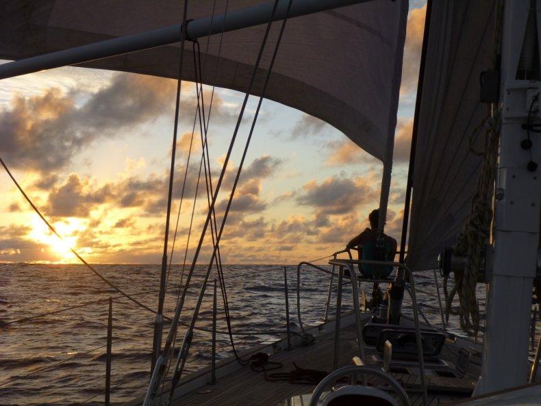 Segeltagebuch meiner Atlantiküberquerung