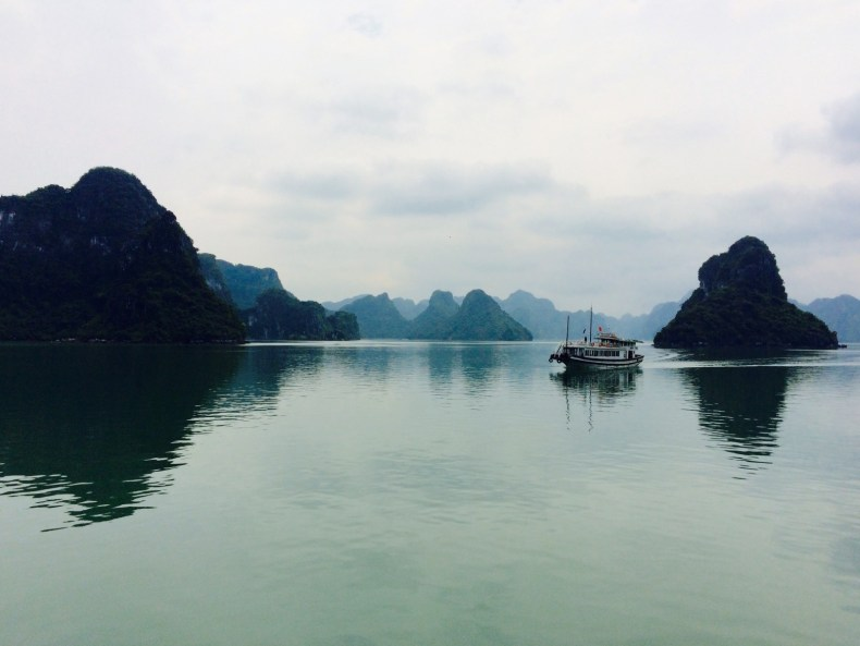Halong-Bucht: Die Harmonie des Chaos