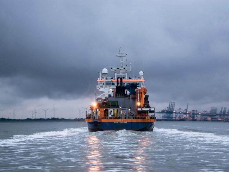 Wo die Nordsee beginnt
