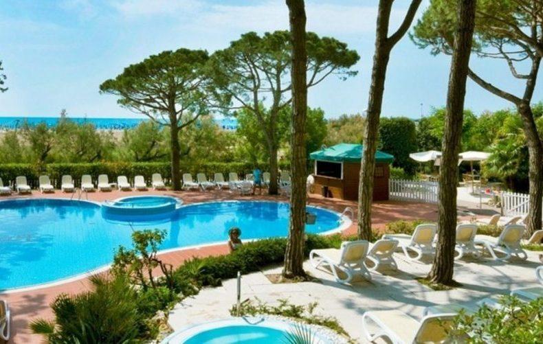 Urlaub an der italienischen Adriaküste: Das Park Hotel Pineta