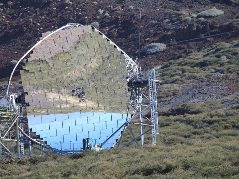 Außerirdisch schön – Der Roque de los Muchachos