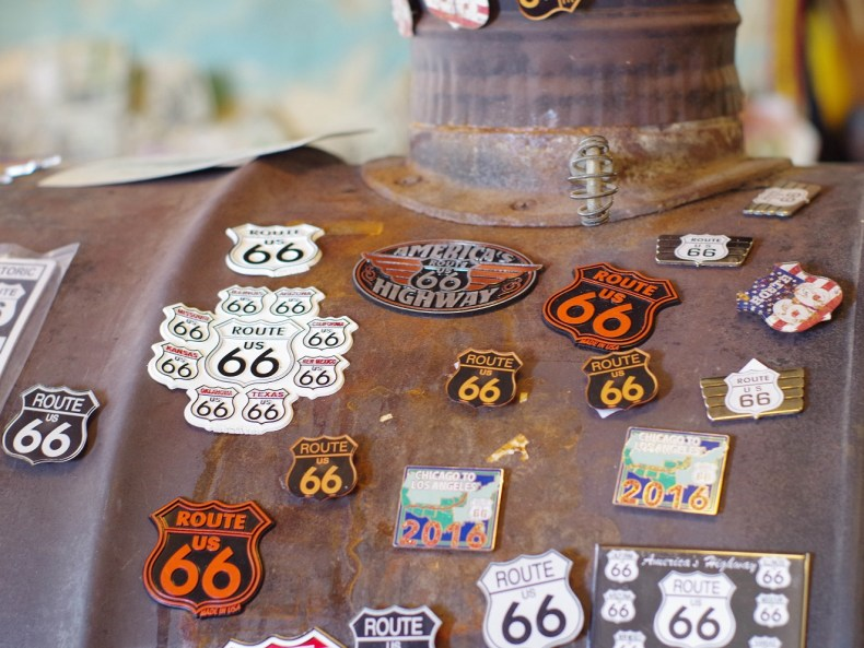 Wo die Route 66 noch urtümlich ist