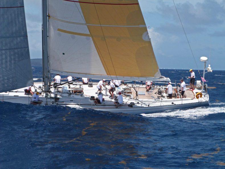 Die Antigua Sailing Week