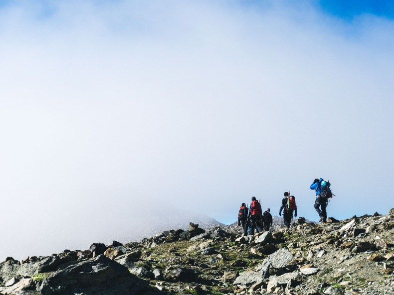 Über alle Berge (Teil 2)