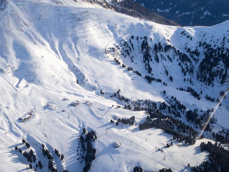 Ready for take off? Die Dolomiten von oben