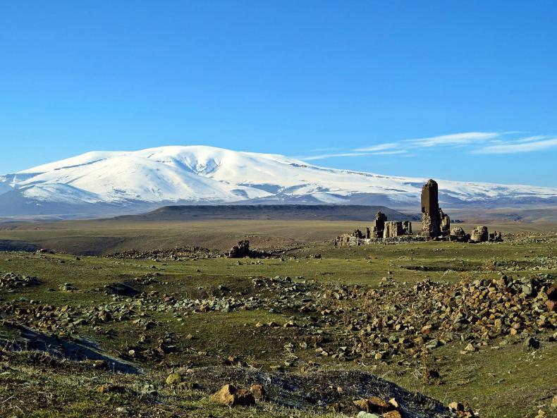 Kars und Ani: Die Provinz im Winter und die Ruinen einer Metropole