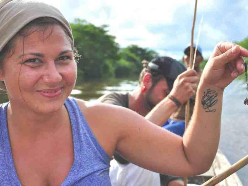 Mit Lenin im peruanischen Amazonas-Regenwald