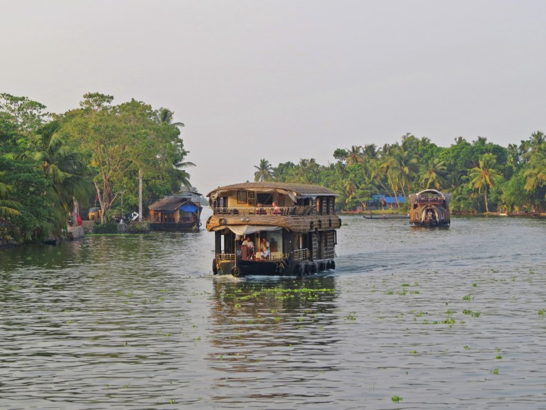 """Weil Kerala """"God's own country"""" ist"""