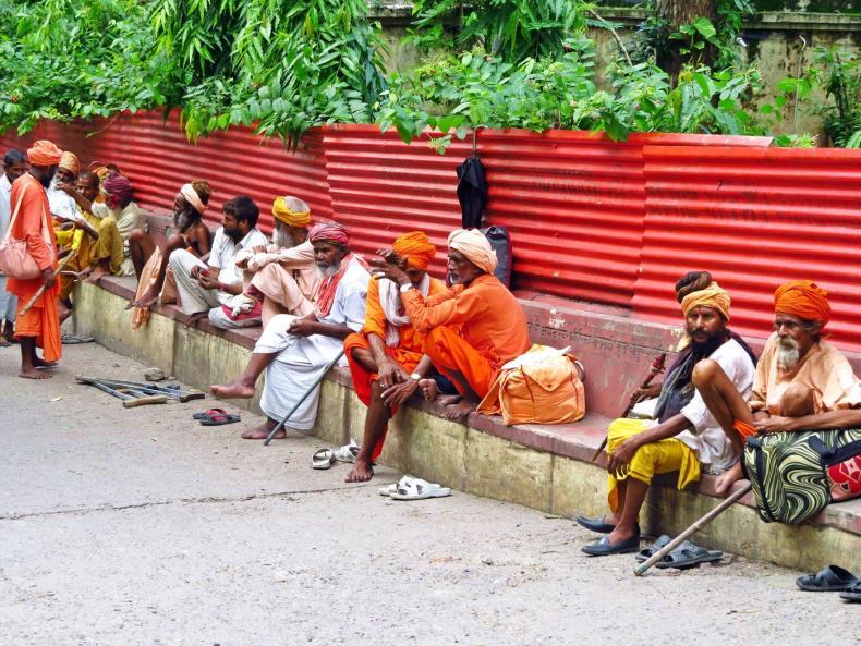 Beatles und Bhang in Rishikesh