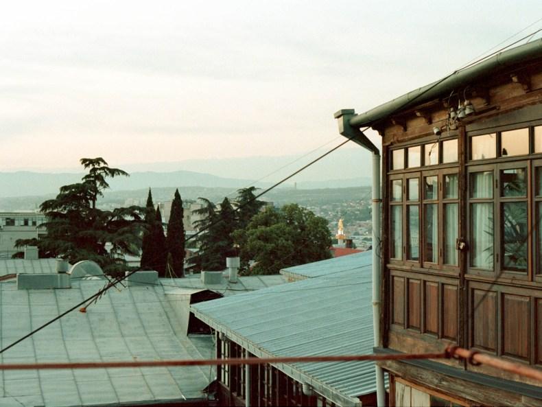 Die langen hellen Tage in Georgien