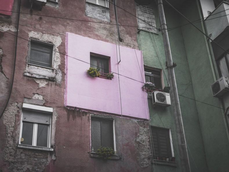 Tirana – Vergangenheit, die nicht vergeht