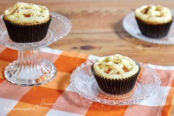 Apfelkuchen Cupcakes