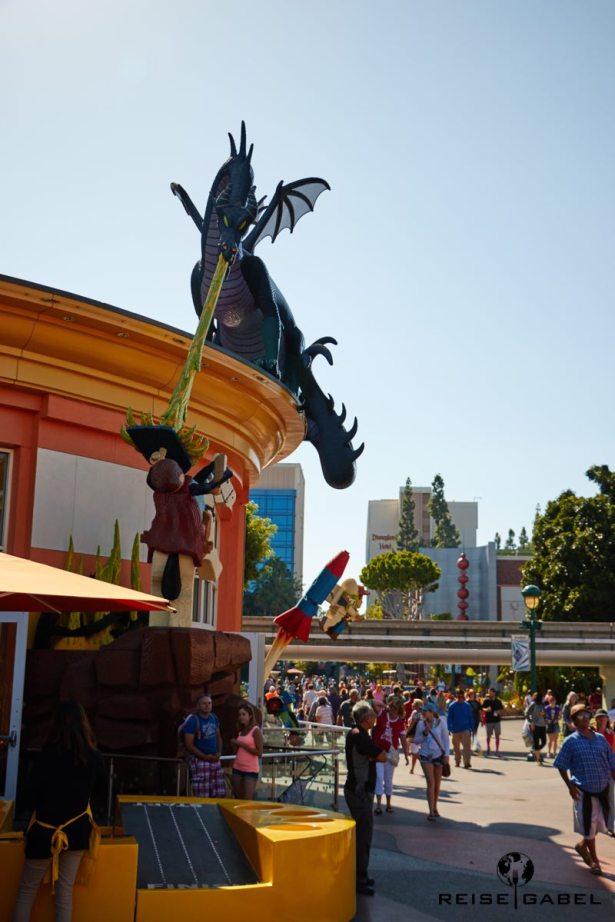 Downtown Disney Anaheim 2015 8