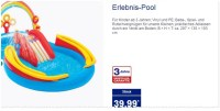 Intex Pool als ALDI Nord Angebot ab 6.6.2017 (Dienstag)