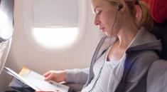 Wo setzt man sich am besten im Flugzeug hin? (F: Kasto / Bigstock.com)