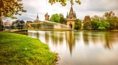 Burgen rund um Wien