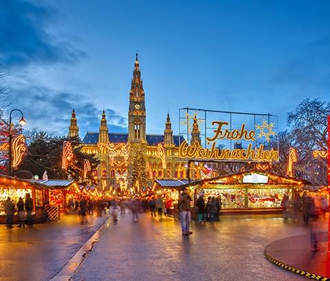 Weihnachtsm 228 Rkte Wien