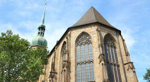 Petrikirche in Dortmund (F: Bigstock / tupungato)