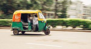 Straßenszene in Neu-Delhi (F: Bigstock / train_arrival)