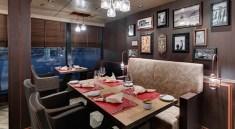 Steakhaus Butcher´s Cut der MSC Seaside (F: beigestell)